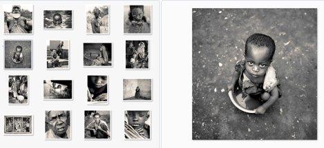 """ROSTROS. """"Veinte retratos del planeta"""""""